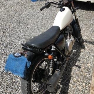 グラストラッカー バイク さらに値下げしました。