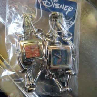 Disney☆Mickey☆腕時計☆2個未使用