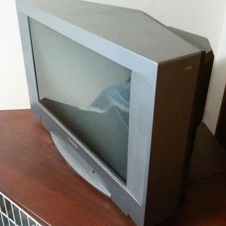 ブラウン管テレビ 三菱28型