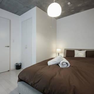 家具付きマンスリーマンション★人気の麻布十番!49畳の401号室!