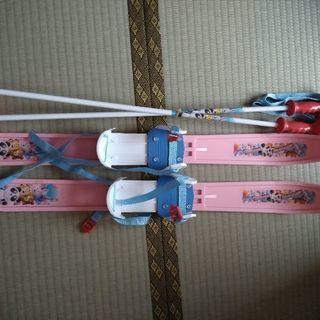 子供スキー板プラスチック【お値段下げました】