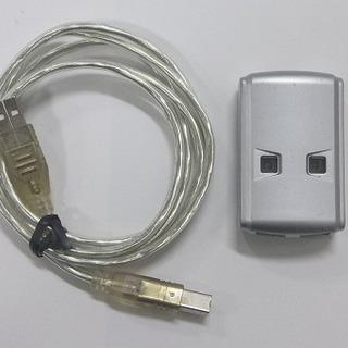 USB 2.0対応 切替器 エレコム 中古