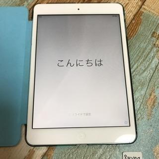 値下げ交渉可能!iPad mini初期16gb シルバー wifiモデル