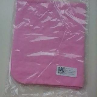 セームタオル ピンク 新品(未使用)