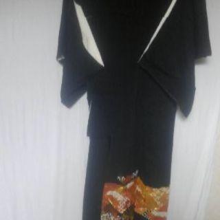 女物留袖(古着)