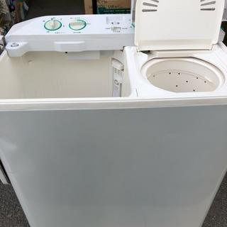 ❤️二層式洗濯機  ハイアール 2014年 - 京都市