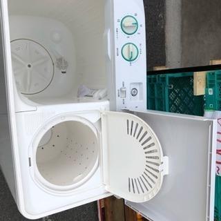 ❤️二層式洗濯機  ハイアール 2014年 − 京都府