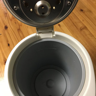 TIGER マイコン電動ポット 3.0L アーバンホワイト - 家電