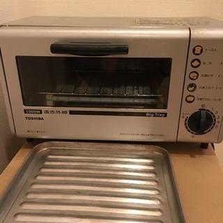 オーブントースターを譲ります。の画像