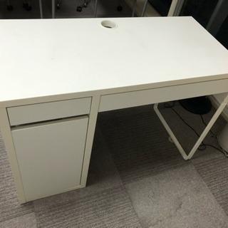 使用約3年!IKEAのパソコンデスク&オフィスチェアの画像