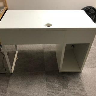 使用約3年!IKEAのパソコンデスク&オフィスチェア - 渋谷区