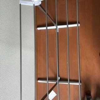 【4/19まで掲載】室内洗濯用物干しラック − 北海道