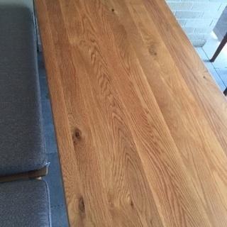 リセノインテリア フラッフ Lサイズテーブルの画像