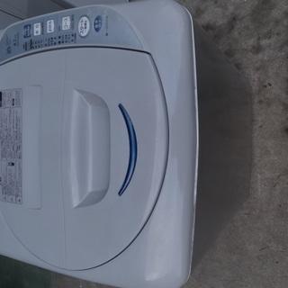 東51 サンヨー全自動洗濯機 4.2kg