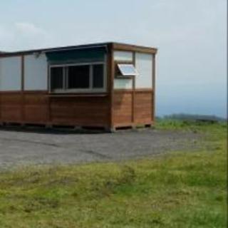 コンテナハウス【カフェ小屋】