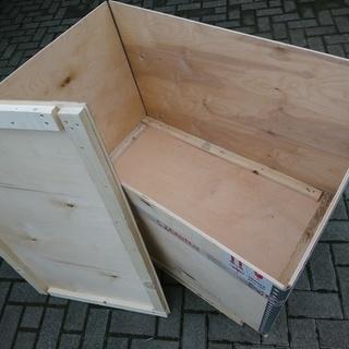 終了しました。 木箱   - 足立区