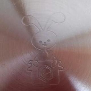 【値下げ】新品 アルミ厚手深鍋 − 福島県
