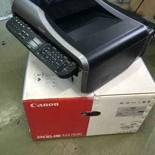 ジャンク プリンタ CANON PIXUS MX7600