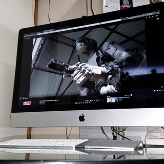 "美品!Apple iMac 27"" Core i7-860 2.8..."