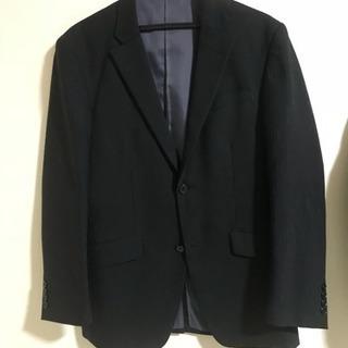 ジャケット 織柄ストライプ