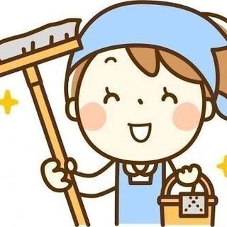 マンションの部屋のお掃除、洗濯