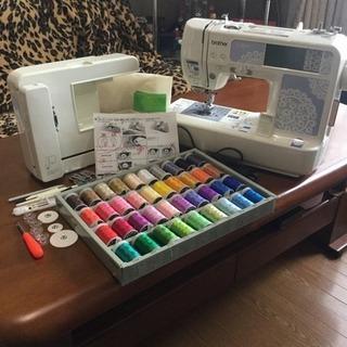 ブラザー正規品ミシン❣️39色カラー糸セット❣️