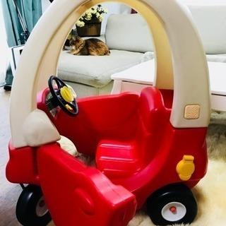 幼児用乗用玩具 step2