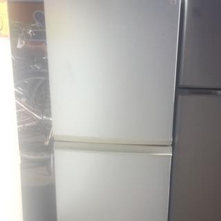 ★★期間限定★★大特価★SHARP 137L冷蔵庫★SJ-14S-W