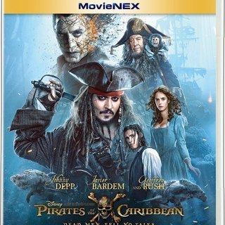 値下 新品 パイレーツ・オブ・カリビアン/最後の海賊 DVD+α...