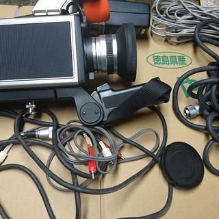 昔のナショナルのビデオカメラセットです。