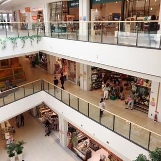 【船橋市大型ショッピングモール】未経験者歓迎アパレルスタッフ大募集♪