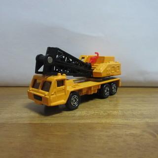 絶版トミカ №66-2 ふそうトラッククレーン