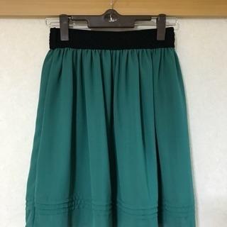 春用スカート