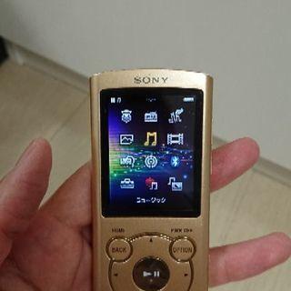 SONY ウォークマンNW-S765 ゴールド&ドックコンポ 合わせて5000円でお譲りします - 家電