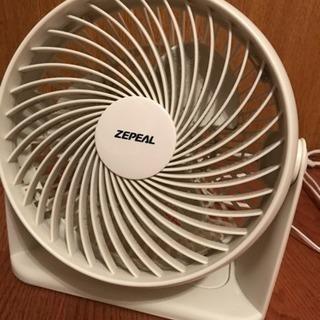ミニ扇風機 。