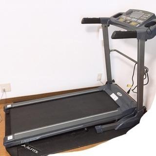 ALFITSランニングマシン1016
