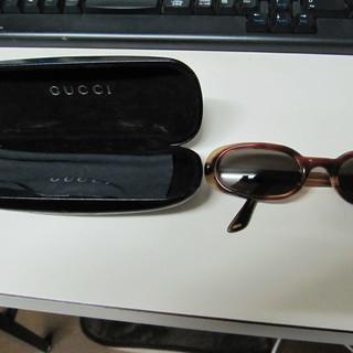 GOCCI サングラス(女性用)used