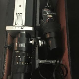 カラービデオカメラ