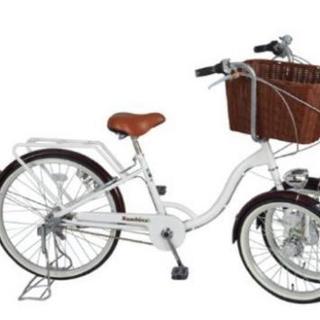 大人用の三輪車を譲って頂ける方いらっしゃいませんか?