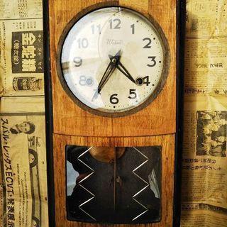 古時計・趣味の方如何でしょうか?