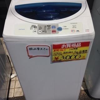 HITACHI 5.0Kg洗濯機 NW-5FR 2007年