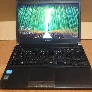 3世代目i5 Dynabook R732/G i5 3340M ...