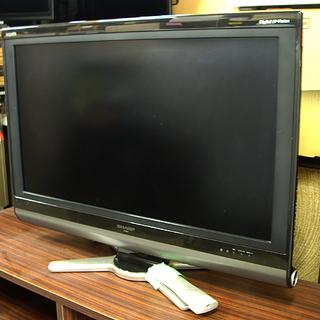 札幌 シャープ 32インチ 液晶テレビ 2009年 LC-32DE5