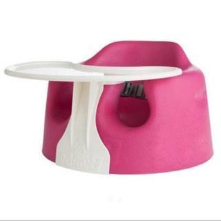 BUMBO(バンボ)テーブル&ベルト付きチェア