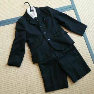 120男の子スーツ
