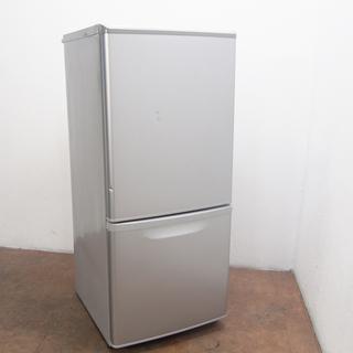 信頼のPanasonic 138L 冷蔵庫 LED照明 DL38