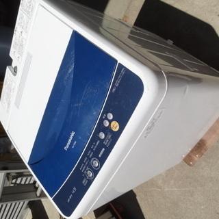東69 パナソニック全自動洗濯機 4.5kg 引取り
