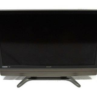 シャープ AQUOS 大型液晶テレビ