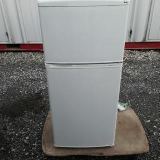 【配送設置可能】サンヨー製☆小型冷蔵庫110L