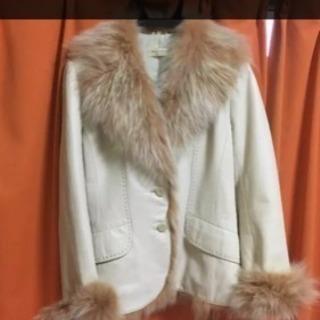羊革ジャケット